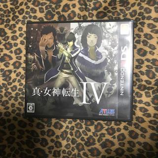 ニンテンドー3DS(ニンテンドー3DS)の真・女神転生IV 3DS(携帯用ゲームソフト)