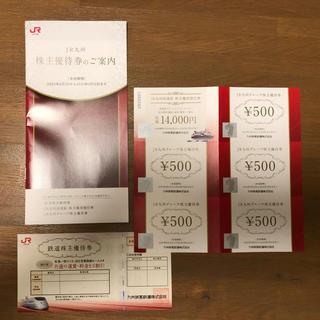 JR - JR九州 株主優待券