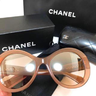 シャネル(CHANEL)の【新品未使用】CHANEL♡シャネル♡サングラス♡ミラーサングラス♡(サングラス/メガネ)