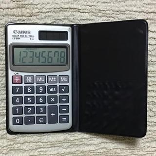 キヤノン(Canon)のCanon  電卓ソーラー(その他)