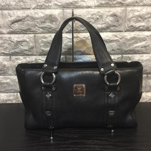 MCM(エムシーエム)のMCM エムシーエム ハンドバッグ レディースのバッグ(ハンドバッグ)の商品写真