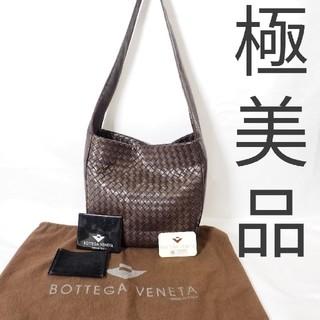 ボッテガヴェネタ(Bottega Veneta)の専用【極美品レア】ボッテガヴェネタ イントレチャート ワンショルダーバッグ233(ショルダーバッグ)