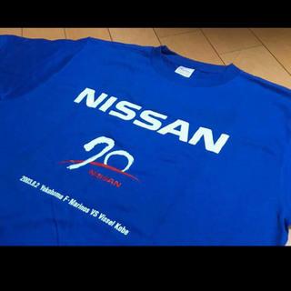 ニッサン(日産)のニッサン70周年記念マリノス✖️ビィッセルT(Tシャツ/カットソー(半袖/袖なし))