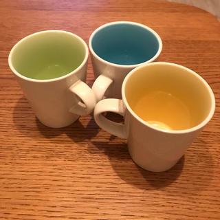 フランフラン(Francfranc)のFrancfranc マグカップ 3個セット(グラス/カップ)