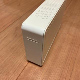アイオーデータ(IODATA)の【送料無料】 I-O DATA USB ハードディスク 外付HDD(PC周辺機器)