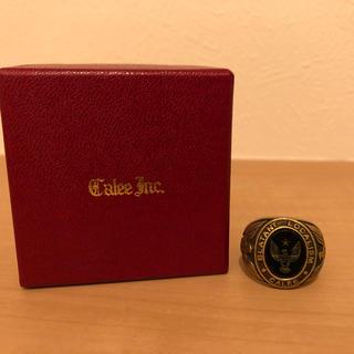 キャリー(CALEE)のcalee リング ネックレス(リング(指輪))