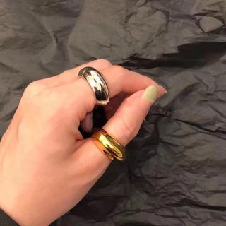 イエナ(IENA)のボリュームリング プレシャスリング セリーヌ ティファニー イエナ トゥデイフル(リング(指輪))
