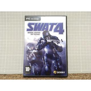 PCゲーム SWAT4 EU版(PCゲームソフト)