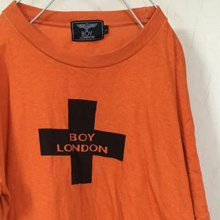 ボーイロンドン(Boy London)の90's BOYLONDON ボーイロンドン Tシャツ ヴィンテージ(Tシャツ/カットソー(半袖/袖なし))