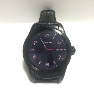 モンブラン(MONTBLANC)のモンブラン  サミット Montblanc Summit(腕時計(デジタル))