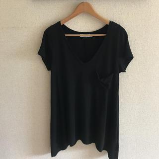 ミルクフェド(MILKFED.)のMILKFED ミルクフェド Vネック Tシャツ(Tシャツ(半袖/袖なし))