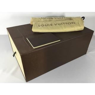 ルイヴィトン(LOUIS VUITTON)のルイヴィトンLOUISVUITTONシューボックス靴箱シューバッグセット(その他)
