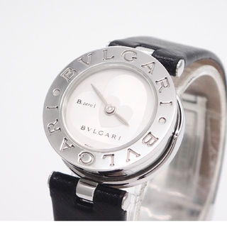 BVLGARI - 【BVLGARI】ブルガリ腕時計 'ビーゼロワン' ダブルハート ☆美品☆