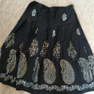 コキュ(COCUE)のCOCUE スカート(ひざ丈スカート)