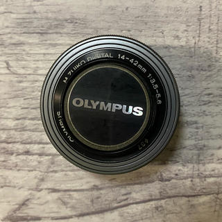 オリンパス(OLYMPUS)のOLYMPUS M.ZUIKO DIGITAL 14-42mm レンズ(レンズ(ズーム))