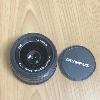 オリンパス(OLYMPUS)のオリンパス 25mm f1.8 単焦点レンズ(レンズ(単焦点))