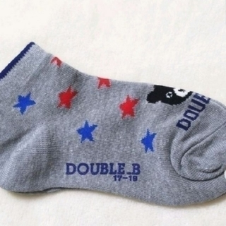 DOUBLE.B - ダブルビー 靴下 17 18 19