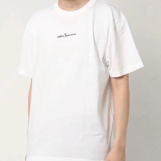 ジエダ(Jieda)のjieda Tシャツ ホワイト グラフィック(Tシャツ/カットソー(半袖/袖なし))