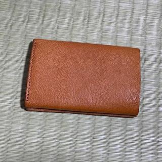 エムピウ(m+)のエムピウ 財布 ミニ コンパクト 札 カード 小銭 ケース m+(折り財布)