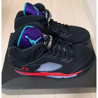 "ナイキ(NIKE)の NIKE AIR JORDAN 5 RETRO ""TOP 3"" 28.5cm (スニーカー)"