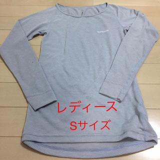モンベル(mont bell)のジオライン L.W. ラウンドネックシャツ Women's(アンダーシャツ/防寒インナー)