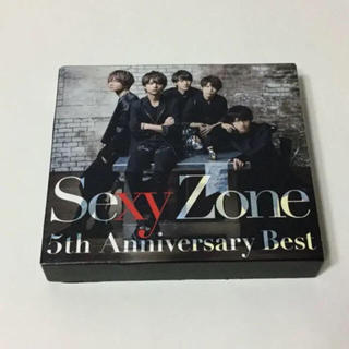 セクシー ゾーン(Sexy Zone)のsexyzone 5th Anniversary Bestアルバム(ポップス/ロック(邦楽))