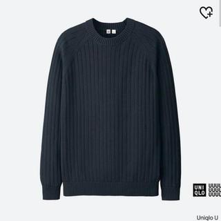 ユニクロ(UNIQLO)の【売り切りセール】 ニット セーター ユニクロユー  UNIQLO U(ニット/セーター)