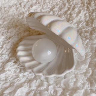 ザラホーム(ZARA HOME)の○shell  lamp○(テーブルスタンド)