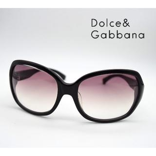 ドルチェアンドガッバーナ(DOLCE&GABBANA)の《一点物》Dolce&Gabbana ドルガバ サングラス レッド ラウンド(サングラス/メガネ)