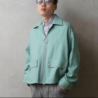 neon sign breaker jacket(ブルゾン)