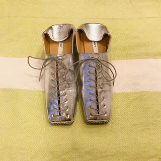 アメリヴィンテージ(Ameri VINTAGE)の❤︎アメリヴィンテージ❤︎レースアップシューズ(ローファー/革靴)