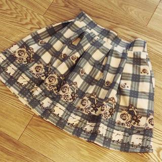 アンクルージュ(Ank Rouge)の新品未使用♡アンクルージュ クラシカル清楚スカート(ミニスカート)