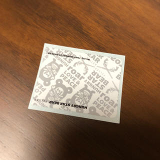Starbucks Coffee - ミニ カード 専用 デカール  ステッカー スタバ スターバックス 限定 ロアー