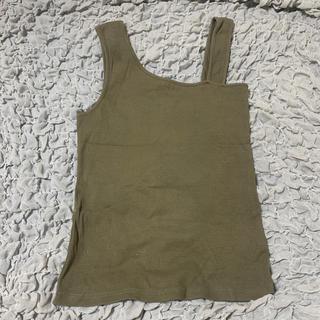 ディスコート(Discoat)のイレギュラータンクトップ(Tシャツ(半袖/袖なし))