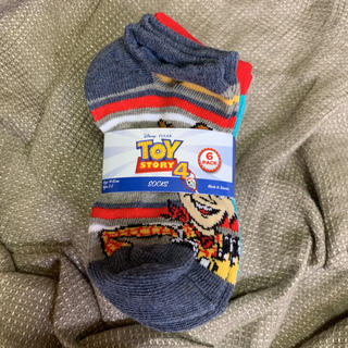Disney - トイストーリー4 靴下 6足セット