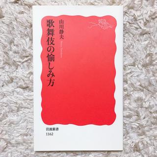 イワナミショテン(岩波書店)の美品 歌舞伎の愉しみ方(文学/小説)