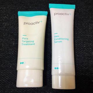 プロアクティブ(proactiv)の新品 プロアクティブ ステップ2 と ステップ3(美容液)