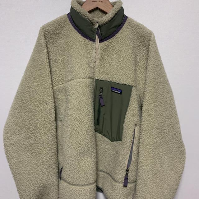 patagonia(パタゴニア)のPatagoniaレトロX サイズM メンズのジャケット/アウター(ブルゾン)の商品写真