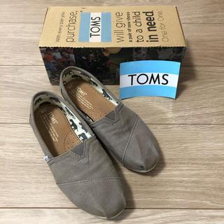 トムズ(TOMS)のTOMS Classic 23cm(スリッポン/モカシン)