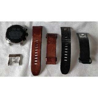 ディーゼル(DIESEL)のDIESEL スマートウォッチ DZT2001(腕時計(デジタル))