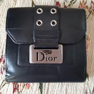 ディオール(Dior)のDiorふたつ折財布(財布)