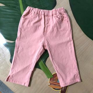ブランシェス(Branshes)のピンク ブランシェス パンツ 90 女の子 ストレッチ(パンツ/スパッツ)