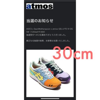 アシックス(asics)の値段交渉OK ASICS x SeanWotherspoon x atmos(スニーカー)