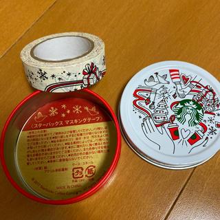 Starbucks Coffee - 非売品!スターバックス マスキングテープ