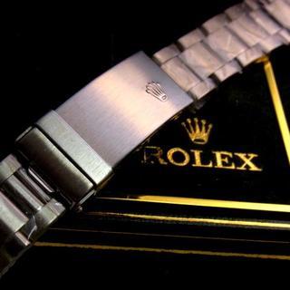 ロレックス(ROLEX)のロレックス激安★アンティーク仕様★互換対応20㎜SSベルト(金属ベルト)