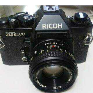 リコー(RICOH)のRICOH(フィルムカメラ)