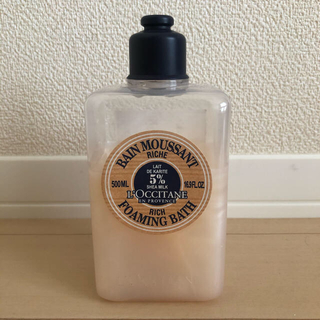 ロクシタン(L'OCCITANE)のロクシタン 入浴剤 泡風呂(入浴剤/バスソルト)