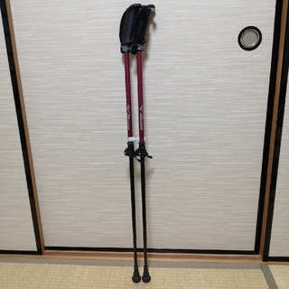 ミズノ(MIZUNO)のミズノ ノルディック·ウォーキングポール(登山用品)