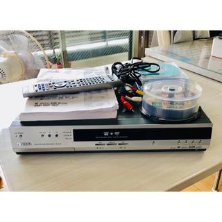 トウシバ(東芝)のTOSHIBA  HDD&DVDレコーダー RD-XS36(DVDプレーヤー)