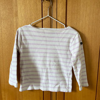 セントジェームス(SAINT JAMES)のセントジェームス 90サイズ ピンク(Tシャツ/カットソー)